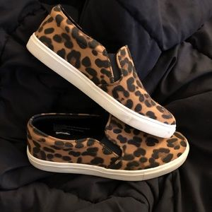 A New Day leopard print shoes